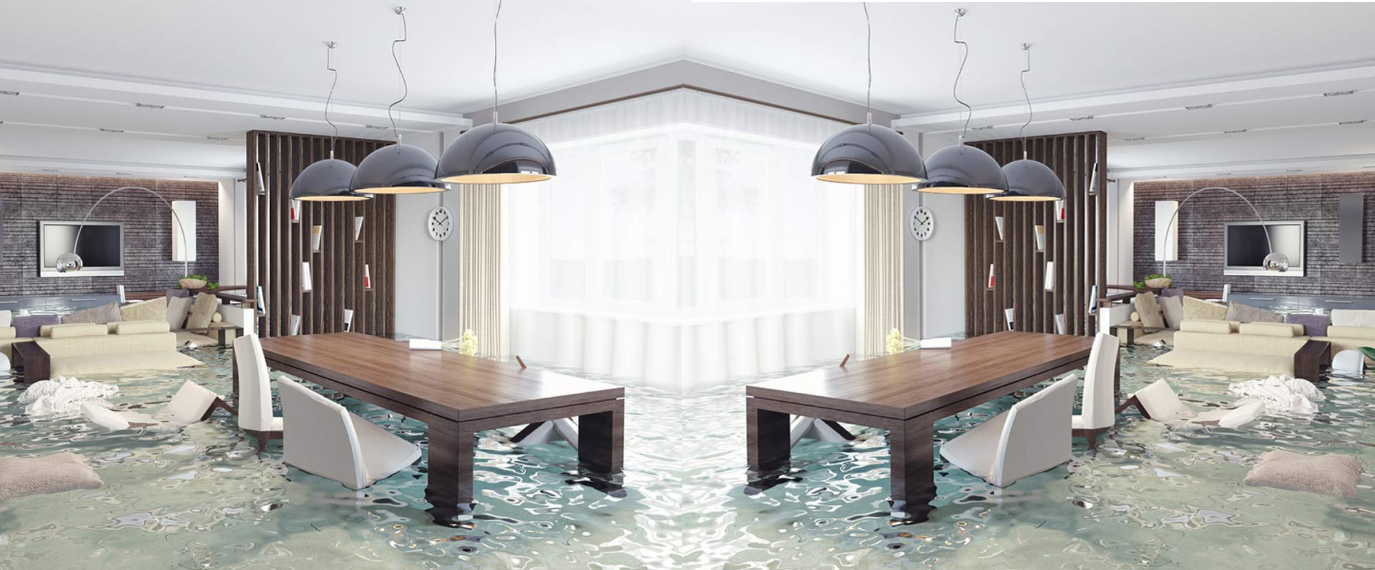 Water Damage Restoration in Kalispell, Whitefish, and Columbia Falls MT