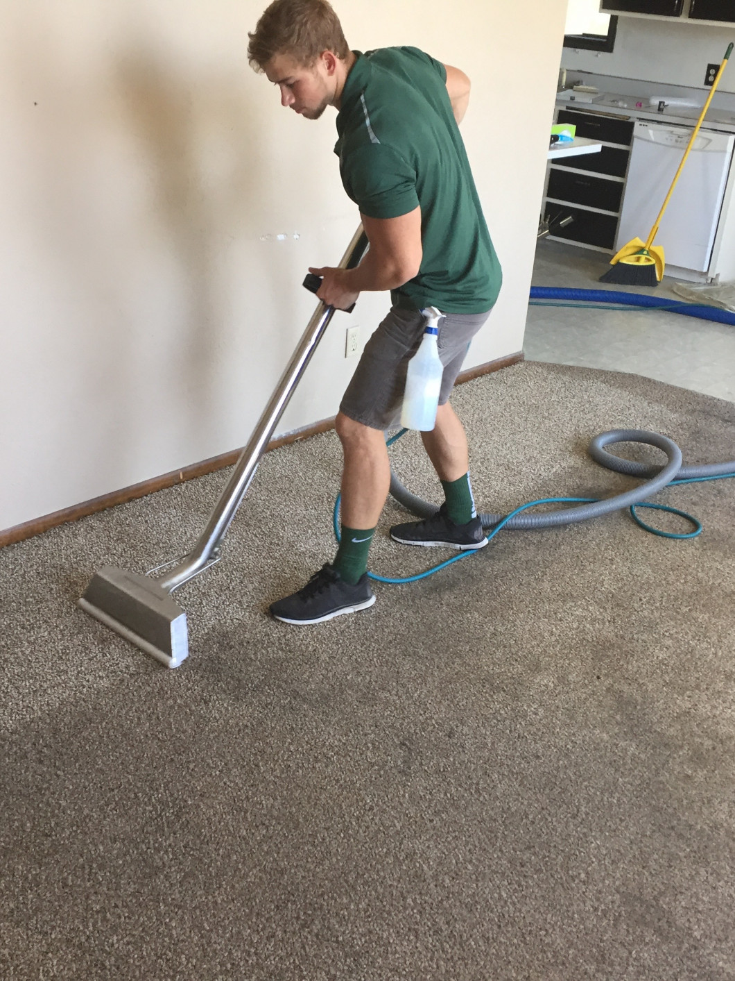 Residential Carpet Cleaning Whitefish Columbia Falls