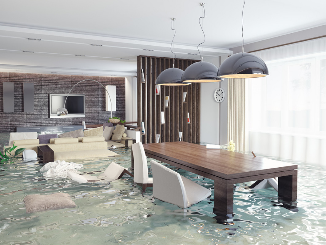 Water Damage Restoration in Kalispell, MT
