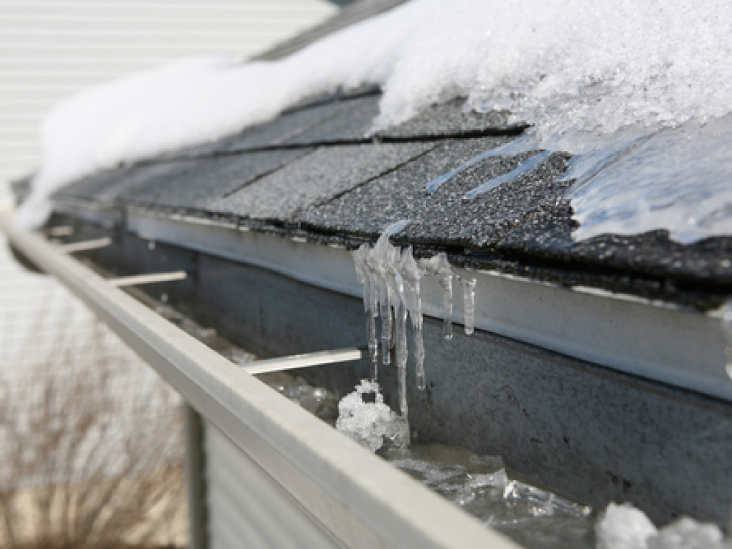 Don't Let Ice Damage Your Home